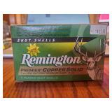 Remington 12 GA 2 3/4 Premier Copper Solid Sabot Slug