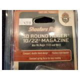 Shooters Ridge 50 Round 10/22 Magazine