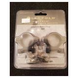 Leupold Detachable Medium Rings 55860-Matte