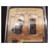 Leupold Detachable Low Rings 56524-Matte