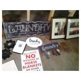 Large Lot of Signage *See Photos*...