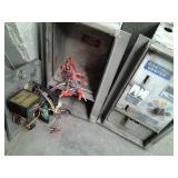 (2) Coin Operated Control Centers *...