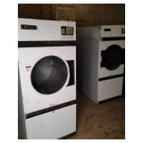 (2) Maytag Commercial Dryers For Pa...