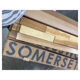 """350 SF of Premium Solid 5"""" Somerset Hardwood - Hickory Natural"""