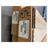 "150 SF of Premium Solid 5"" Somerset Hardwood - Maple Merlot"