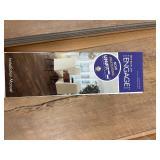 410 SF of Premium Easy Install Waterproof LVP Flooring - Hamden Oak
