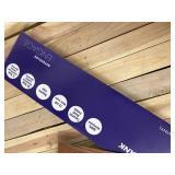 396 SF of Premium Easy Install Waterproof LVP Flooring - Shelly Teak