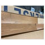 "125 SF of Premium Solid 5"" Somerset Color Collection Hardwood - Harvest Oak"