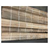 """210 SF of Premium High Quality 2 1/4"""" Somerset UNFINISHED Hardwood - Can Stain any color you want!"""