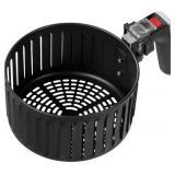Insignia™ - 3.4qt Digital Air Fryer - Black