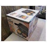 Ninja - Foodi® 6-in-1 8-qt., 2-Basket Air Fryer with DualZone™ Technology - Dark Grey