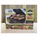 Ninja - Foodi™ Smart XL 6-in-1 Indoor Grill with 4-qt Air Fryer, Roast, Bake, Broil, & Dehydrate - Black