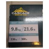 Cascade Mountain Tech Heavy Duty Camp Cot Steel Frame M26E