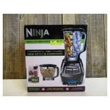 Ninja - Mega Kitchen System 72-Oz. Blender - Black