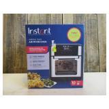 Instant Pot Vortex Plus 10 Quart Air Fryer Oven - Black