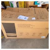 Rubbermaid Commercial Housekeeping Cart FG9T7700BKLA ($1200 Value)