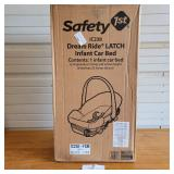 Safety 1st Dream Ride Latch Infant Car Bed-Car Seat***Brand NEW In Box***($200 Value!)