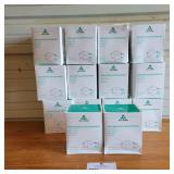 700 (14 pacs of 50)  Allmed KN95 Particulate Respirator Face Masks***BRAND New In Boxes***($980 Value!)