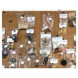 Large Lot of Individually Bagged Costume Jewelry