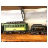 Vintage JIM BEAM Train Decanter Set w/Original Boxes