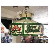 Vintage COCA COLA Hanging Display Lamp