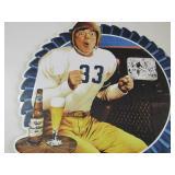 PABST Blue Ribbon PBR Metal Beer Sign