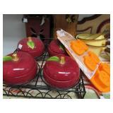 Entire Contents of Countertop - Vintage Kitchenware