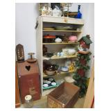 Entire Contents of Shelf & Surrounding Items