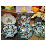 Large Group of Assorted Vintage etc DISNEY Collectibles