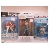 Lot of NIB Japanese Anime Toy Figures