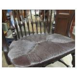 Very Nice Vintage Windsor Back Armchair