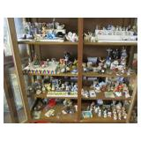 Entire Contents of China Cabinet