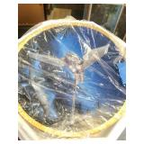 Lot of 6 Hamilton Collection STAR WARS Collector Plates
