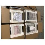 Lot of Assorted and Mixed Ceiling Fans Customer Returns See Pictures