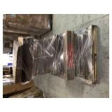 Pallet of Mixed Pakaging Boxes by Home Depot