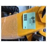 30 in. 357 cc Two-Stage Gas Snow Blower with Electric Start Power Steering and Steel Chute by Cub Cadet Customer Returns See Pictures