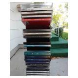 CDs, Cassettes & Stands