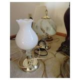 Lot of 5 Lamps