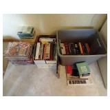Huge Lot of Books