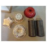 Vintage Baking Pans
