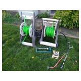 Two Hoses, Reels & Accessories