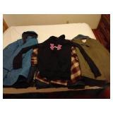 Huge Coats/Jackets Lot