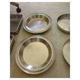 West Bend Stainless Steel Bakeware