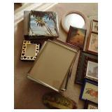 Art, Frames, Albums, Etc.