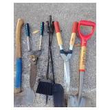 Small Yard Tool Lot