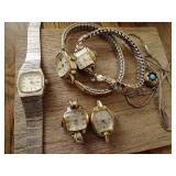 Vintage Watches, Handkerchiefs & Gloves
