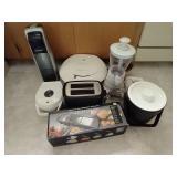 Huge Lot of Kitchen Appliances