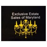 Eclectic Estate Sale in Arnold, MD Miniatures, Crystal, Disney, Coins, Jewelry, Furniture & More