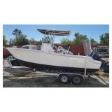 2007 Nautic Star w 2015 Etech Outboard