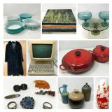 Apple, Art and Assortment of Goodies